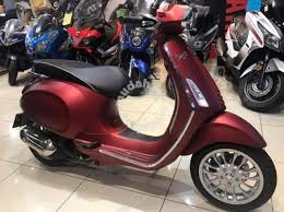 Vespa Sprint 150 ABS Primavera LT150 LX150