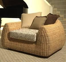rattan lounge sessel rattan loom korb möbel looms