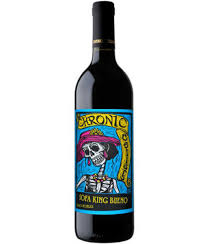 chronic cellars sofa king bueno red lisa s liquor barn