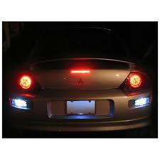 00 02 mitsubishi eclipse led lights black 111 me00 led