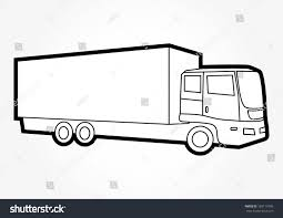 TRUCK OUTLINE VECTOR Stock Vector (Royalty Free) 169111895 ... Simple Outline Trucks Icons Vector Download Free Art Stock Phostock Garbage Truck Icon Illustration Of Truck Outline Icon Kchungtw 120047288 Dump Royalty Image Semi On White Background F150 Crew Cab Aliceme Isometric Idigme Drawing 14 Fire Rcuedeskme Lorry Line Logo Linear