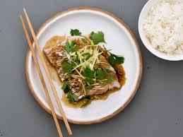 cuisine coriandre eglefin vapeur au gingembre et à la coriandre facile et pas cher