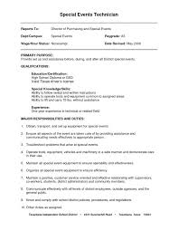 General Laborer Sample Resume