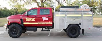 100 Brush Trucks Skeeter Apparatus Top Of The Line In Wildland Environments