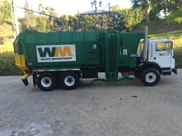 First Gear Garbage Trucks Wm