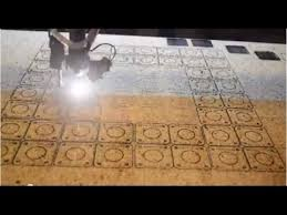 how to cut 3mm cork with a laser cnc