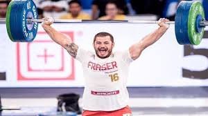 MAT FRASER DESTROYING PETITION AT THE CROSSFIT GAMES 2017