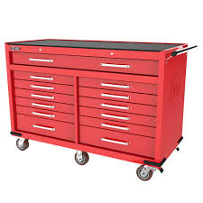 710742 - WHI491B - 7 DRAWER ROLL CABINET With Lockable Drop Front ...