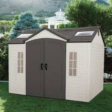 Step2 Lifescapestm Highboy Storage Shed by Clearance Outdoor Sheds Wayfair