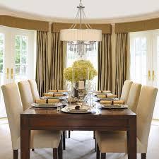 Terrific Dining Room Drum Chandelier Pendant Crystal Round 5 Light Vas