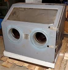 Central Pneumatic Blast Cabinet Glass by New And Used Blast Cabinets For Sale At Industrial Machinery Call
