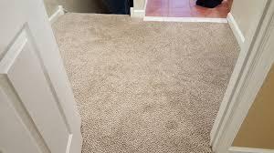 restretched patterned plush carpeting in avalon nj carpet repair