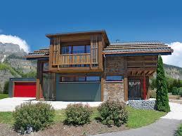 maison ossature bois cle en maisons ossature bois clé en gardavaud habitations