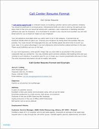 Customer Service Call Center Resume Examples Best Difference Between Cover Letter And