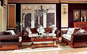 Expensive Wood Furniture For Sitting Room