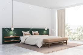 100 Bedroom Green Walls Corner Of Modern Bedroom With White And Green Walls Large Master