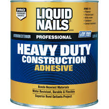Acrylpro Ceramic Tile Adhesive Sds by Ace 10 Oz Cartridge Heavy Duty Construction Adhesive