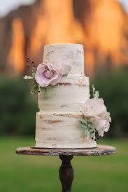 Semi Naked Wedding Cake Fabmood 24