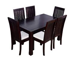 Ringabell Viand Six Seater Solid Wood Dining Table (Mahogany Finish ... Shop Psca6cmah Mahogany Finish 4chair And Ding Bench 6piece Three Posts Remsen Extendable Set With 6 Chairs Reviews Fniture Pating By The Professionals Matthews Restoration Tustin Chair Room Store Antoinette In Cherry In 2019 Traditional Sets Covers Leather Designs Dark Superb 1960s Scdinavian Design Rose Finished Teak Transitional Upholstered Mahogany Ding Room Chairs Lancaster Table Seating Wooden School House Modern Oval Woptional Cleo Set Finish Home Stag Extending Table 4