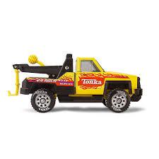 Tonka - Steel Tow Truck - Funrise - Toys