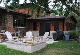 The Patio Darien Il by Gardens Decks And Patios