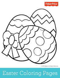 No Need To Hunt For These Easter Eggs Grab The Crayons And Let Your Kids ColouringEaster Coloring SheetsBunny