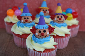 Cupcakes Clowns2 Fun Theme Ideas For Your Kids Birthday Party