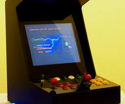 Build Arcade Cabinet With Pc by Diy Arcade Machine Preview