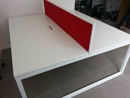 cloisonnette bureau oocl ppz cloisonnette de bureau h35cm toutes largeur à partir de
