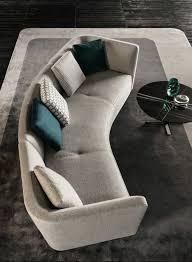 canape arondi le canapé d angle arrondi comment choisir la meilleure variante