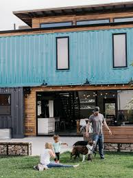 100 Shipping Container Home A MultiGeneration Built From Scratch By Its