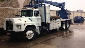 10 Ton National Boom Truck On A Mack For Sale By Machinery Supply ...