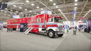 Evel Knievel Restored Truck At Great American Truck Show 2015 - YouTube