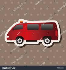 100 Fire Truck Cartoon Cartoon Transportation Theme Firetruck EZ Canvas