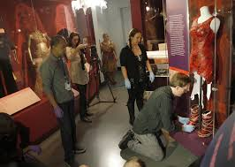 100 Andre Morrison Lady Gagas Meat Dress Goes On Museum Display Mlivecom