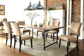 Industrial Dining Room Table Style Tables