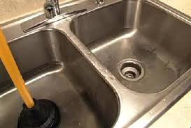 how to unclog a kitchen sink drain with baking soda and vinegar