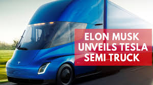 Elon Musk Promises 'game-changing' Tesla Pickup Truck Right After ... Semi Truck Old For Sale Chevrolet Unveils The 2019 Silverado 4500hd 5500hd And 6500hd At Used 1991 Am General Custom Combat Stock P2651 Ultra Luxury Trucks Lead Soaring Automotive Transaction Prices Truckscom Introduction To Jockey Operator Traing Savannah Technical Which Is Better Peterbilt Or Kenworth Raneys Blog Pin By John Hauk On Trucks Pinterest Winross Inventory For Hobby Collector Tesla Electric Semis Price Surprisingly Competive Semitruck What Will Be Roi It Worth Trend Legends 2000s Volvo