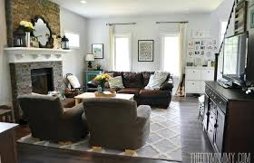 Farmhouse Glam Living Room Bathroom Decoration Medium Size Decor Modern House Glamorous Rustic