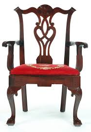 Lyre Back Chairs History by How To Identify Hepplewhite Style Antique Furniture