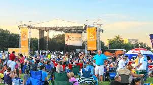Ashley Home Furniture Tampa Thousands Attend The For Arts Free Pops In Park Concert
