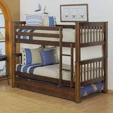 bunk bed with trundle sam s club