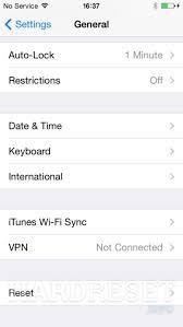 APPLE iPhone 5 How to Hard Reset my phone HardResetfo