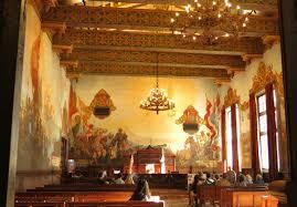 Santa Barbara Courthouse Mural Room by November 7 11 2015 U2013 Sv Luminesce