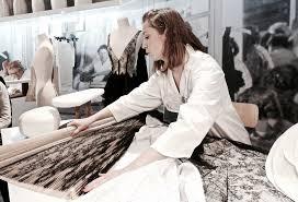 100 Design House Inside A Peek The Dior Atelier In Paris Solosophie