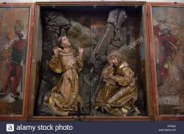francis of assisi receiving the stigmata francis
