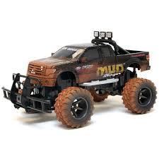 New Bright - 1:15 R/C Mud Slinger Ford F-150 - New Bright - Toys