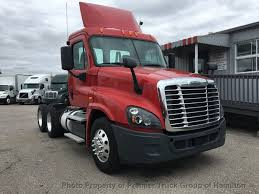 100 Day Cab Trucks For Sale 2015 Used Freightliner Cascadia At Premier Truck Group