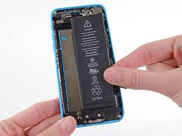 iPhone 5c Battery Replacement iFixit