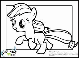 Applejack Coloring Pages